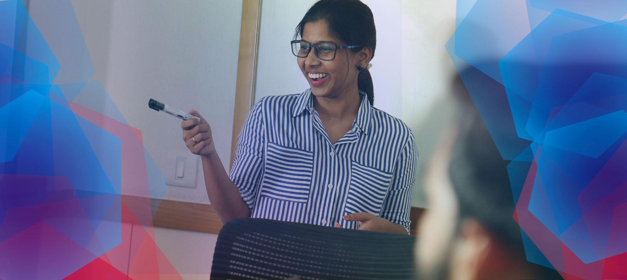 Female empowerment at Paragon Digital